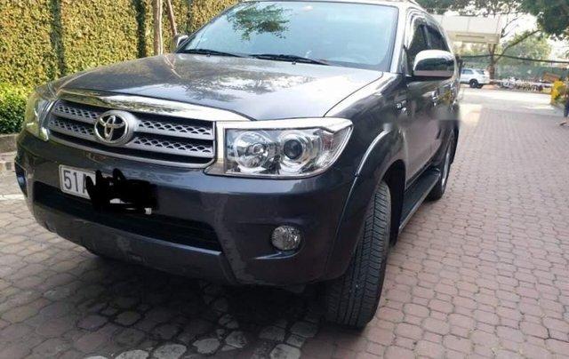 Bán Toyota Fortuner năm sản xuất 2012, số tự động0