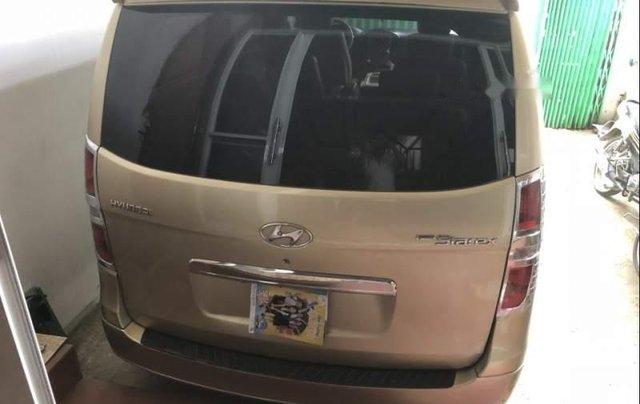 Cần bán lại xe Hyundai Grand Starex đời 2008, xe nhập3