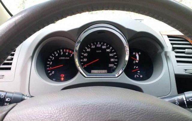Bán Toyota Fortuner năm sản xuất 2012, số tự động5