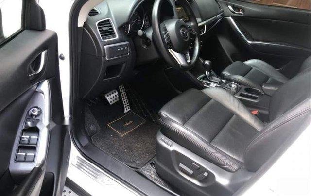 Bán xe Mazda CX 5 2.5AT đời 2017, màu trắng, chính chủ 1