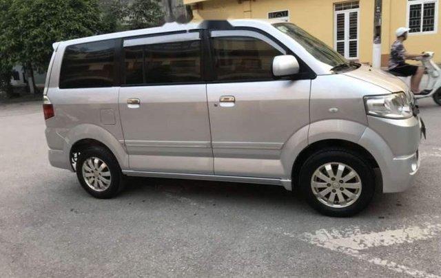 Bán ô tô Suzuki APV sản xuất năm 2009, màu bạc, nhập khẩu0