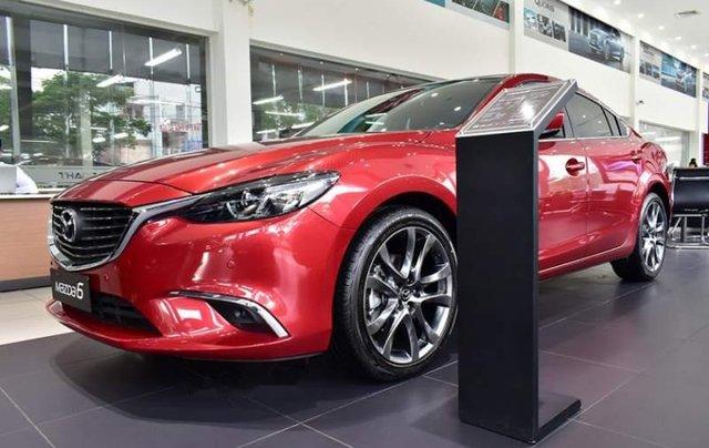 Bán xe Mazda 6 đời 2019, màu đỏ0