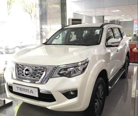 Bán Nissan Terra V sản xuất năm 2019, giá khuyến mãi khủng4