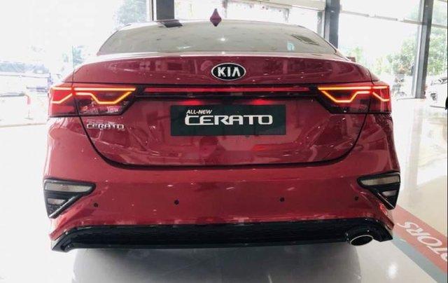 Bán xe Kia Cerato đời 2019, màu đỏ, nhập khẩu2