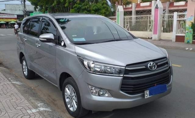 Bán Toyota Innova đời 2016, màu bạc, 645 triệu0