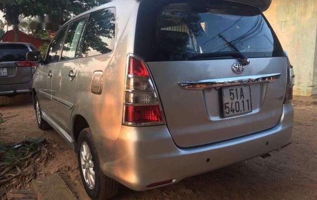 Bán Toyota Innova đời 2013, màu bạc, giá chỉ 475 triệu3