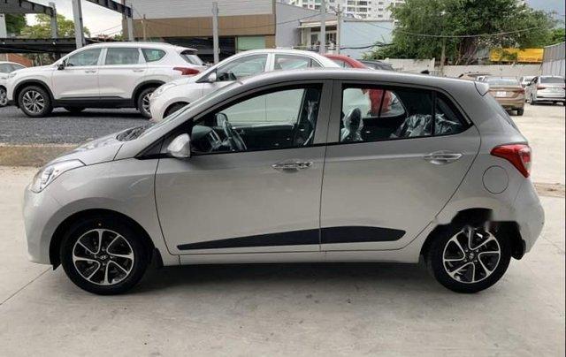 Bán Hyundai Grand i10 2019, màu bạc, xe mới 100%0
