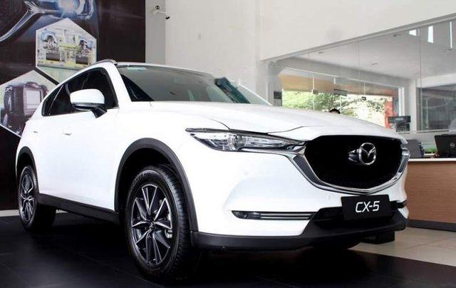 Cần bán Mazda CX 5 đời 2019, màu trắng giá cạnh tranh0