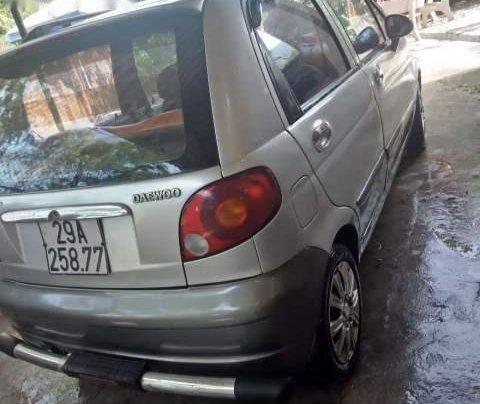 Bán xe cũ Daewoo Matiz SE đời 2008, màu bạc2