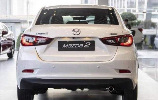 Bán ô tô Mazda 2 năm sản xuất 2019, màu trắng, nhập khẩu nguyên chiếc giá cạnh tranh2