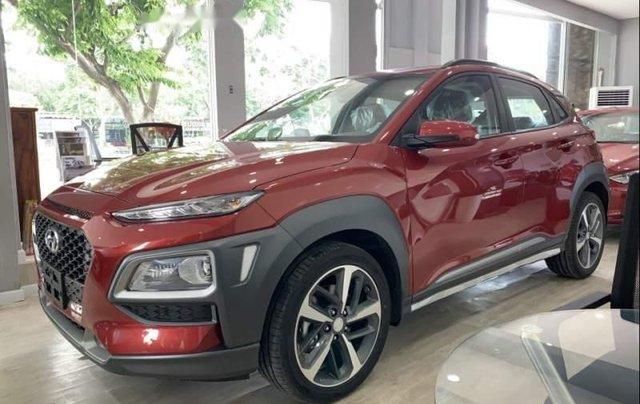 Bán xe Hyundai Kona năm 2019, màu đỏ0