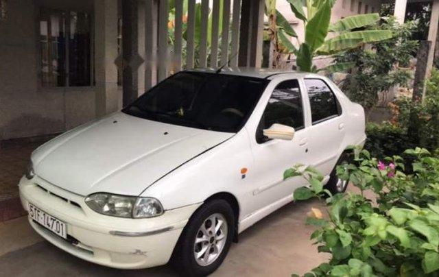 Bán Fiat Siena đời 2005, màu trắng, nhập khẩu 0