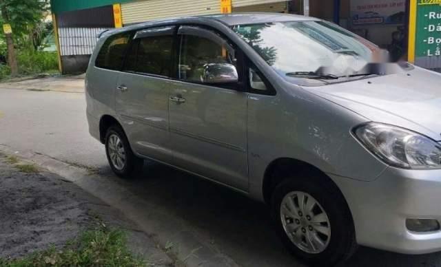 Bán gấp Toyota Innova G sản xuất 2011, màu bạc còn mới  1