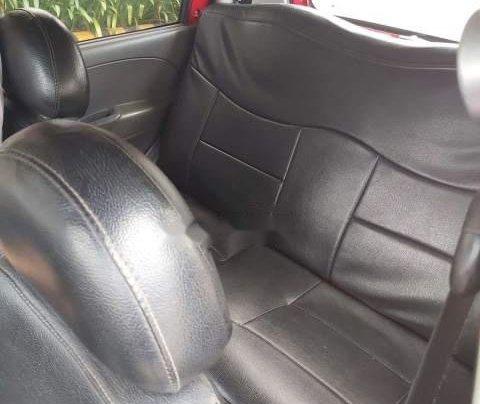 Bán lại xe Daewoo Matiz SE 2007, màu đỏ, nhập khẩu  4