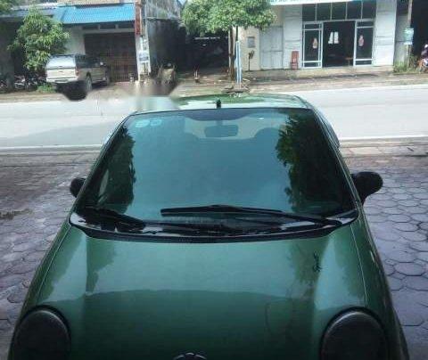 Bán Daewoo Matiz năm sản xuất 2002, màu xanh lục5
