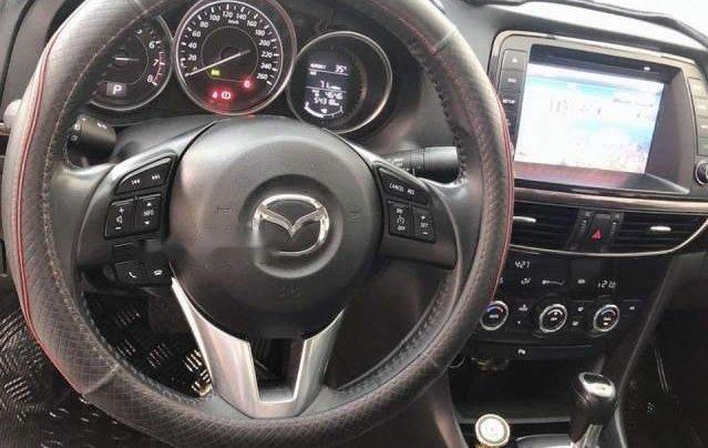 Bán xe Mazda 6 sản xuất 2015, xe một đời chủ mua từ đầu3