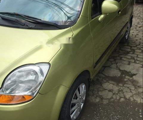 Bán xe Chevrolet Spark đời 2009, màu xanh lục3