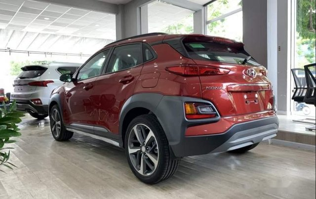 Bán xe Hyundai Kona năm 2019, màu đỏ1