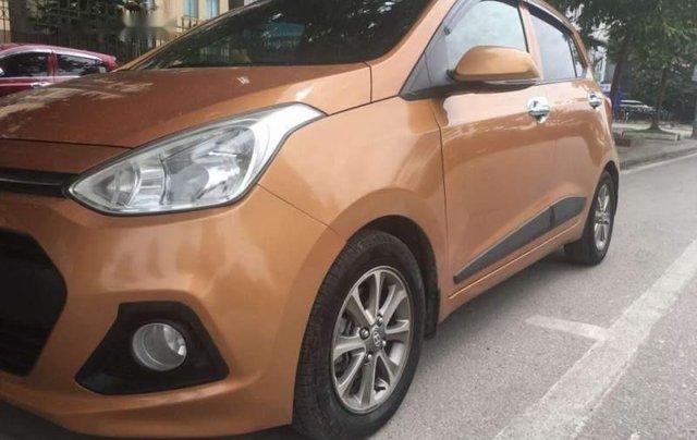 Bán Hyundai Grand i10 sản xuất 2015, nhập khẩu số tự động1