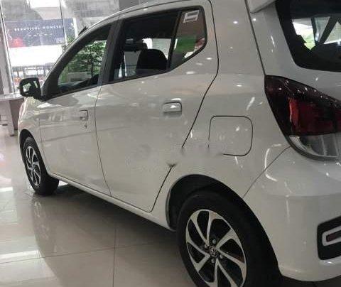 Bán Toyota Wigo sản xuất năm 2019, màu trắng, nhập khẩu 1