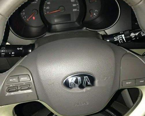 Bán xe Kia Morning SI MT đời 2015, màu bạc, xe đẹp2