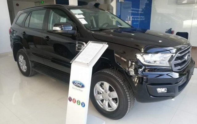 Bán xe Ford Everest 2.0 Ambient MT 4x2 đời 2019, màu đen, nhập khẩu nguyên chiếc4