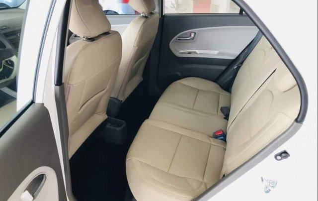Bán Kia Morning 1.25AT sản xuất 2019, màu trắng, giá tốt1