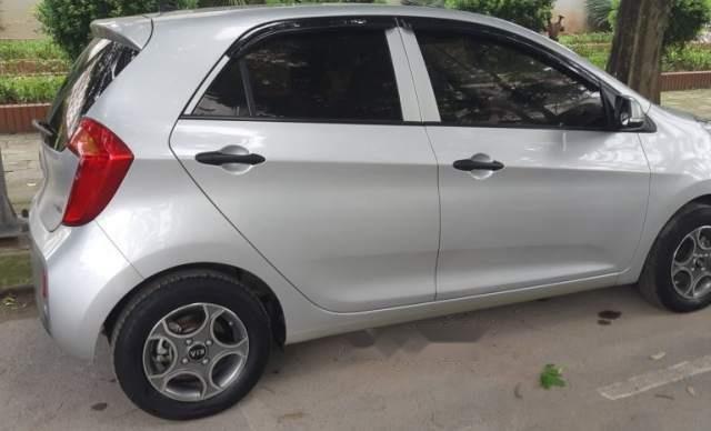 Bán lại xe Kia Morning Van đời 2016, màu bạc, nhập khẩu2
