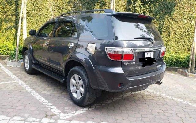 Bán Toyota Fortuner năm sản xuất 2012, số tự động4