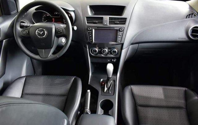 Bán xe Mazda BT 50 đời 2019, màu trắng, nhập khẩu  4