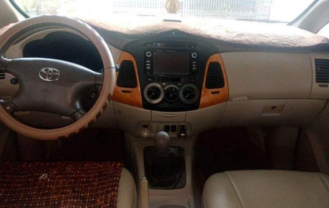 Xe Toyota Innova năm sản xuất 2009, màu bạc2