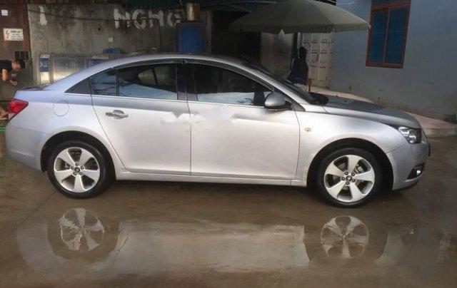 Bán xe Daewoo Lacetti CDX 1.6 AT đời 2009, màu bạc, xe nhập0