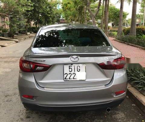 Bán Mazda 2 1.5AT đời 2016, màu xám ít sử dụng2