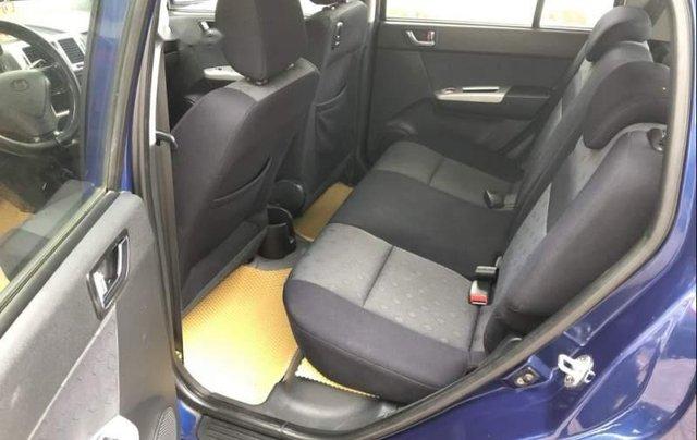 Bán Hyundai Getz đời 2008, màu xanh lam, nhập khẩu nguyên chiếc, giá chỉ 235 triệu5