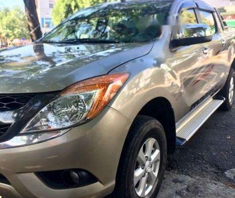 Bán xe Mazda BT 50 sản xuất 2013, màu vàng, nhập khẩu Thái Lan, 435 triệu1