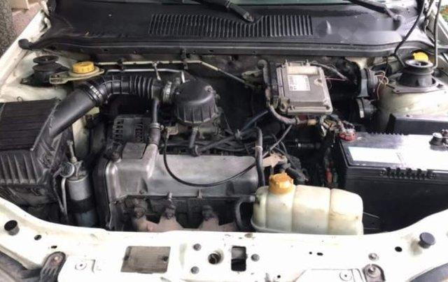 Bán Fiat Siena đời 2005, màu trắng, nhập khẩu 4