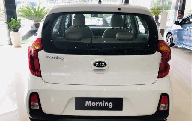Bán Kia Morning 1.25AT sản xuất 2019, màu trắng, giá tốt3