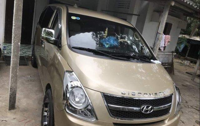 Cần bán lại xe Hyundai Grand Starex đời 2008, xe nhập0