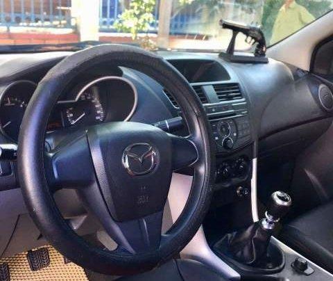 Bán xe Mazda BT 50 sản xuất 2013, màu vàng, nhập khẩu Thái Lan, 435 triệu4