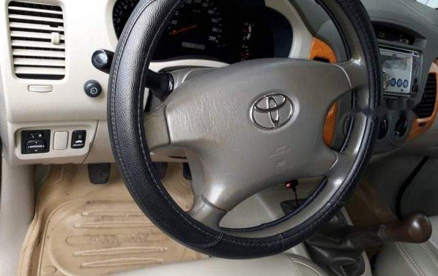 Cần bán Toyota Innova năm sản xuất 2009, màu bạc ít sử dụng2