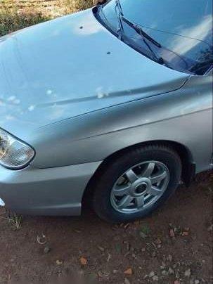 Bán xe Kia Spectra đời 2005, màu bạc, giá 113tr4