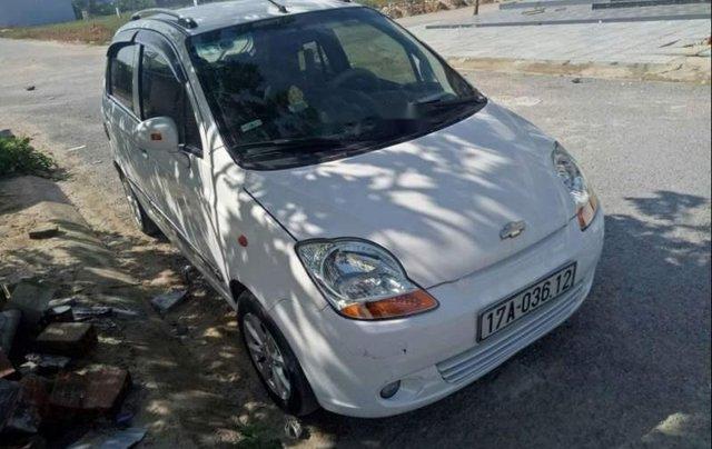 Cần bán Chevrolet Spark 2010, màu trắng, nhập khẩu nguyên chiếc3