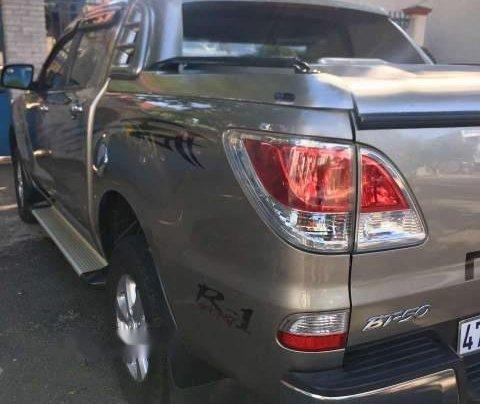 Bán xe Mazda BT 50 sản xuất 2013, màu vàng, nhập khẩu Thái Lan, 435 triệu2