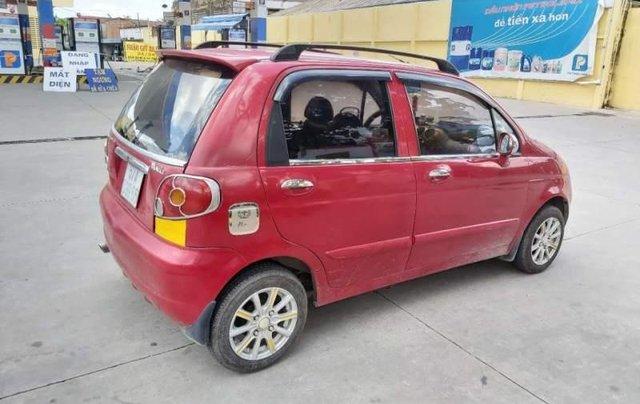 Bán lại xe Daewoo Matiz SE 2007, màu đỏ, nhập khẩu  1