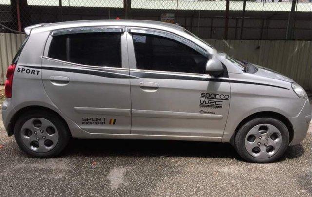 Bán xe Kia Morning đời 2011, màu bạc, 155 triệu0