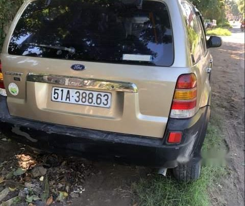 Bán Ford Escape năm sản xuất 2003, xe bao chạy1