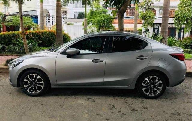 Bán Mazda 2 1.5AT đời 2016, màu xám ít sử dụng0