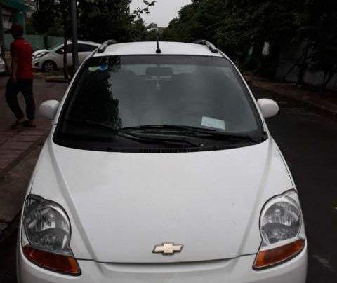 Bán Chevrolet Spark sản xuất năm 2008, màu trắng0
