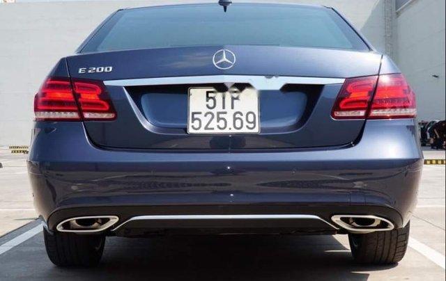 Cần bán xe Mercedes E200 sản xuất năm 20151