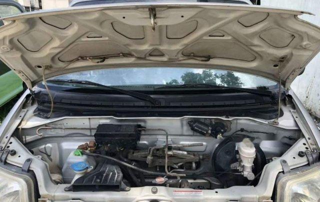 Bán Suzuki Carry đời 2012, màu bạc, giá cạnh tranh4